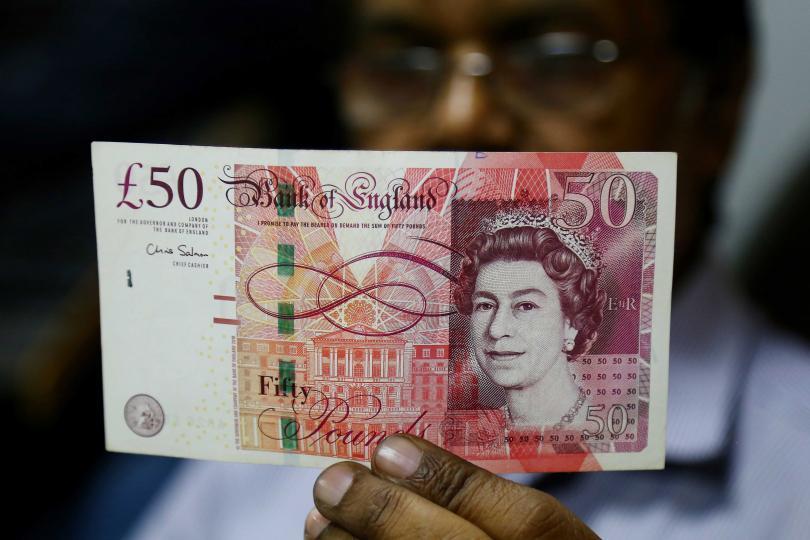 Британската лира поскъпна значително спрямо долара и еврото след изборната