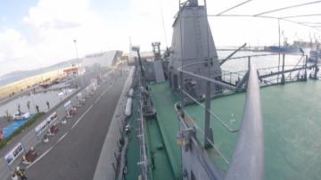 """Военноморското учение """"Бриз 2108 приключи"""