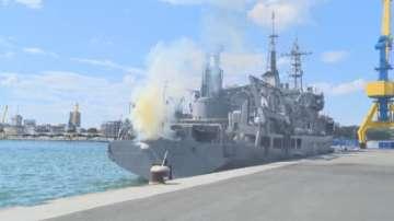 Военноморското учение Бриз 2018 е в разгара си