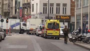 Фалшива тревога в центъра на Брюксел