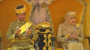 Брунейско великолепие: 50 години управление на султана Хасан-ал Болки-ах