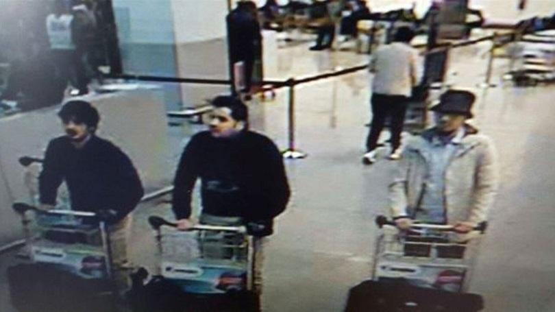 Терористите от Брюксел се отказали да се самовзривят в последния момент