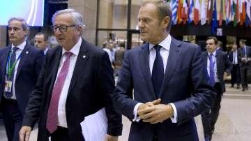 Европейските лидери обещаха на Италия помощ за борбата с миграцията от...