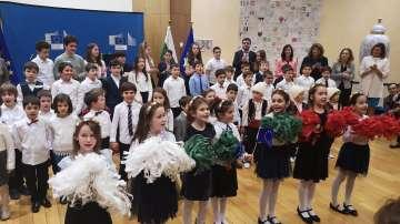 Еврокомисарят Мария Габриел организира в Брюксел концерт за 3 март