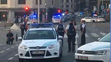 Експлозия избухна на Централната гара в Брюксел