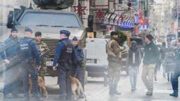 Трима арестувани в Белгия, свързани с осуетен атентат в Париж