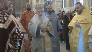 С тържествена литургия започна празника на Бургас