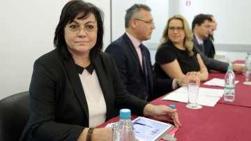Едва 4 гласа спасиха Нинова от бламиране на пленума на БСП