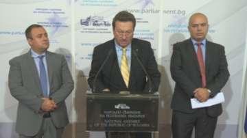 БСП застава зад депутата си Георги Стоилов