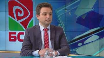 Димитър Данчев, БСП: Корнелия Нинова не беше бламирана