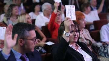 БСП решава дали да подкрепи Мая Манолова за кмет на София