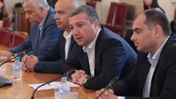БСП и ДПС разговаряха за партийните субсидии