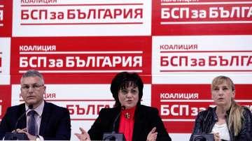 Корнелия Нинова: Няма да участваме в разговори за коалиция с ГЕРБ
