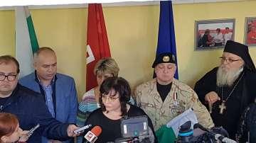 Корнелия Нинова: Не сме забравили загиналите в Ирак и близките им