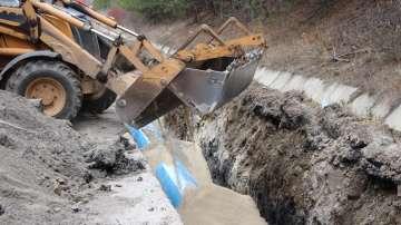 Над 3 км тръби от водопровода Мало Бучино-Перник вече са положени