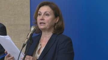 Румяна Бъчварова: Никога не съм имала отношение към назначаването на г-н Флоров
