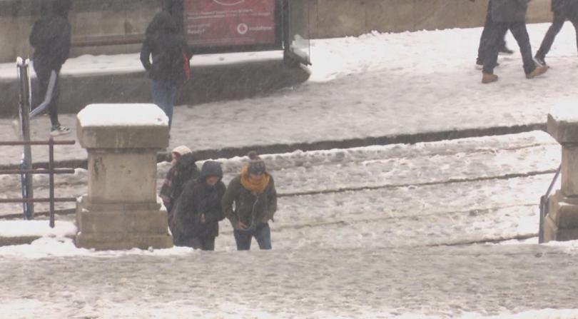Лошото време създаде транспортен хаос и в Европа - в