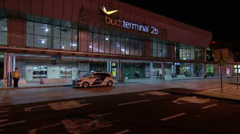Терминал на летището в Будапеща бе затворен късно снощи за