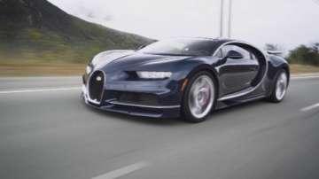 Една от най-скъпите коли в света влезе и на американския пазар