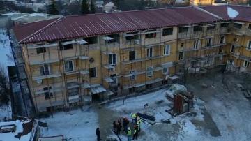 Възстановиха почти напълно жилищната сграда, изгоряла при пожар в Бухово