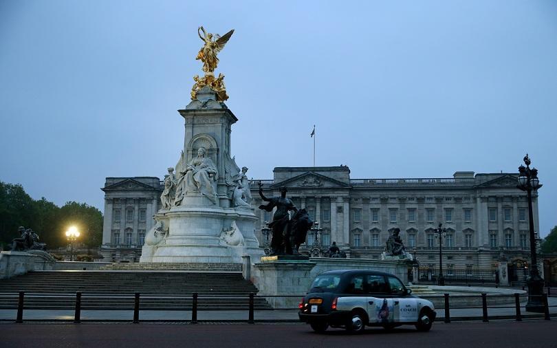 снимка 1 Няма повод за притеснение в Бъкингамския дворец