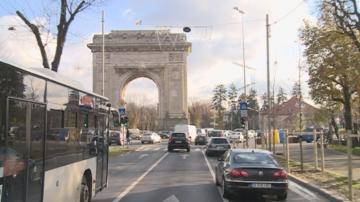 В Букурещ въведоха кислородни винетки заради мръсния въздух