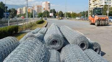 Ремонтите в София: Отварят за движение столичния булевард България
