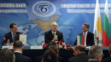 Българският президент окуражи кипърския бизнес да инвестира у нас