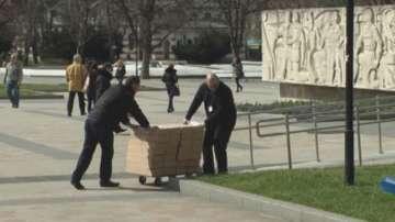 Транспортират бюлетините за изборите при засилени мерки за сигурност