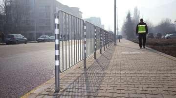 Пускат движението по нов участък от ул. Обиколна в столицата