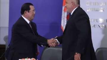 Премиерите на България и Камбоджа обсъдиха перспективите между двете страни