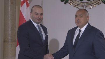 България и Грузия увеличават фериботните си връзки