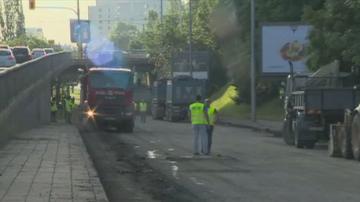 Затвориха част от бул. България за ремонт - какви са промените в движението