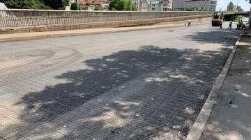Ремонтът на булевард България трябва да приключи в средата на септември