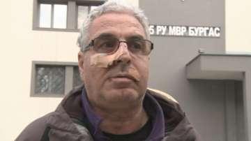 Пребили възрастен мъж в Бургас заради забележка към тийнейджъри