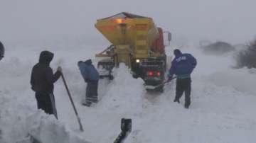 42 населени места в област Бургас са без ток