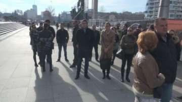 Близките на убития колоездач в Приморско искат доживотна присъда за шофьора