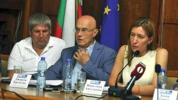 Николина Ангелкова: Нови правила за регулиране на къмпингуването по Черноморието