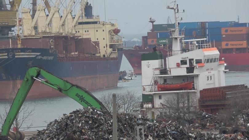 прокуратурата отпадъците намерени бургас фирма плевен
