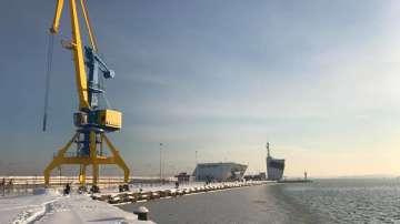 След половин век морето край Бургас замръзна