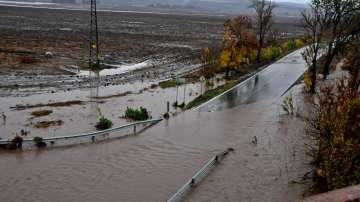 Наводненията в Бургаско унищожиха хиляди декари с посеви