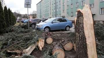 Пострадали хора и материални щети след силни бури в Централна Европа