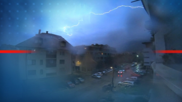 Бурите с проливни дъждове и силни ветрове в страната взеха жертва