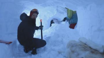 50 души бяха блокирани в планински проход заради снежните бури в Норвегия