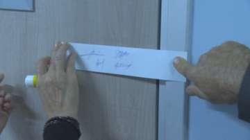 Спец. пратениците на БНТ: Запечатаха изборните секции в Бурса