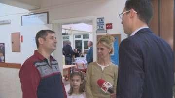18 000 души гласуваха в Бурса и Истанбул на президентските избори