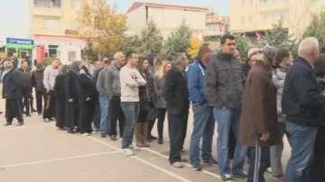 Спец. пратеникът на БНТ в Бурса: Очаква се изборният ден да бъде удължен