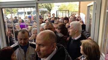 Малко над 5000 души гласуваха в Бурса