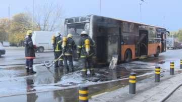 Проверяват автобусите в София след инцидента на Орлов мост