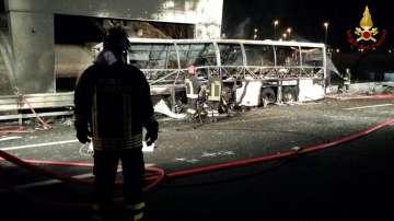 16 души загинаха при катастрофата на автобуса с унгарски ученици